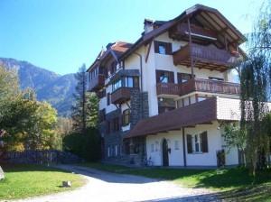 Villa Laurin Aussenansicht